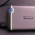 Transcend ポータブルHDDのアイコン用画像