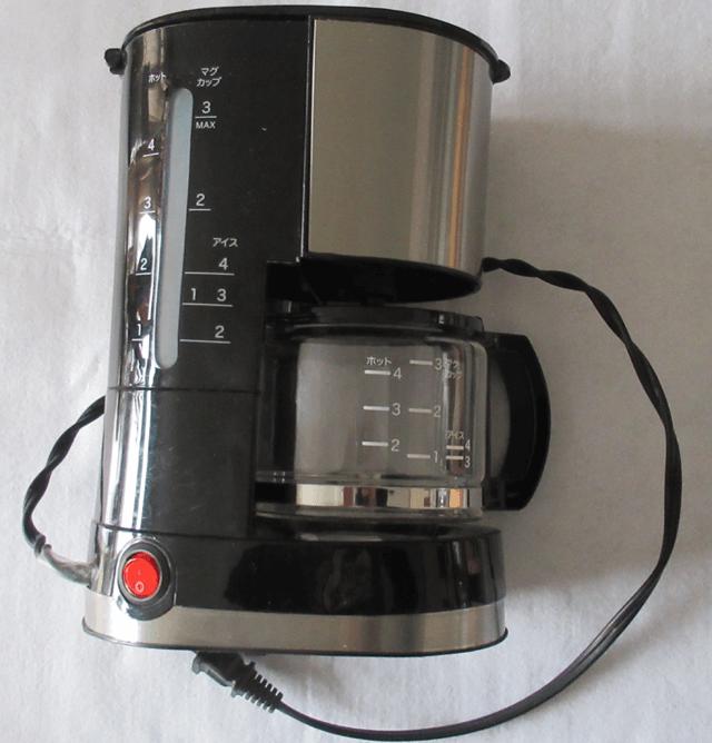 シロカ ドリップ式コーヒーメーカー SCM-401