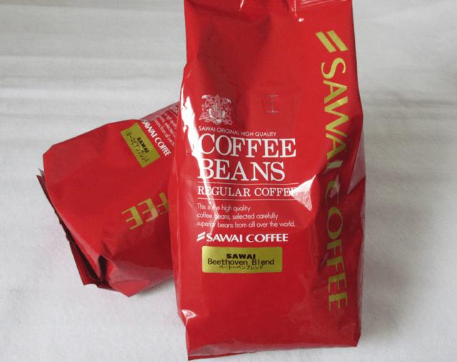 澤井珈琲Beans&Leafの珈琲福袋