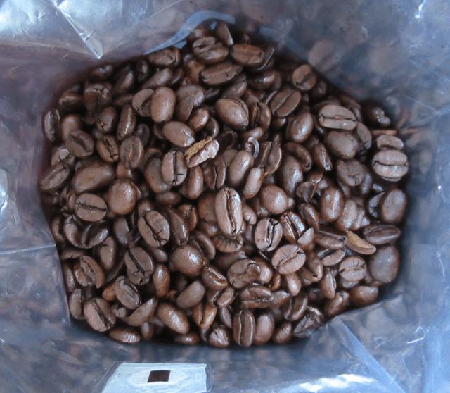上島珈琲焙煎所のコーヒー豆