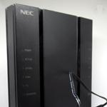 NEC AtermWG2600HP3 無線LANルータのアイコン