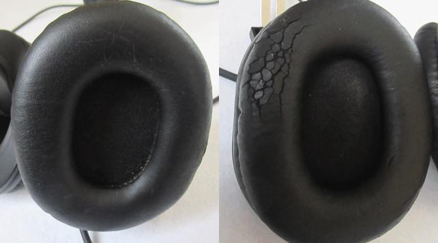 4年間使用したオーディオテクニカ ATH-M20X 密閉型ヘッドホン