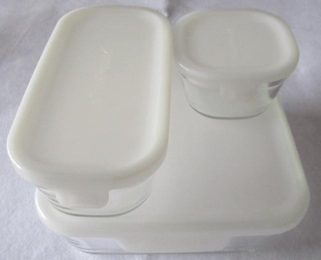 iwaki(イワキ) 耐熱ガラス 保存容器