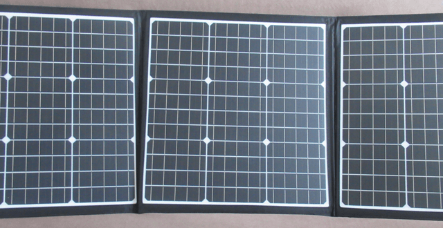 ソーラーパネル