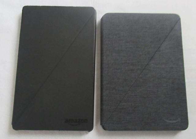 新旧Fireタブレット比較