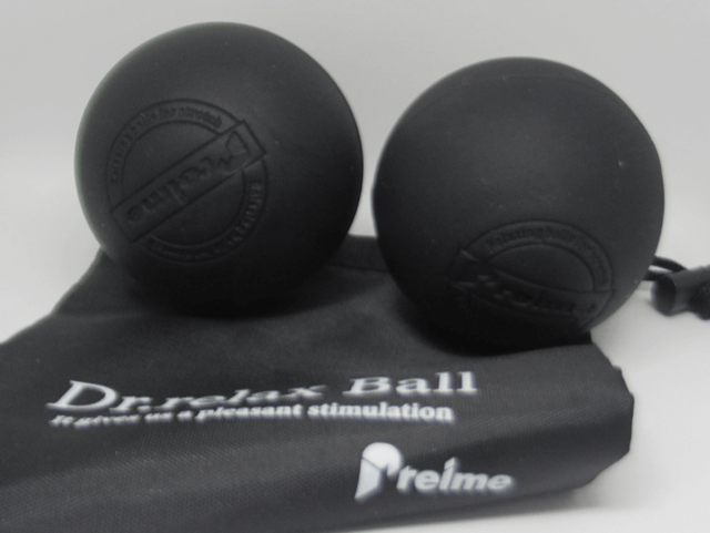 Dr.relax Ball と袋